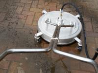 Pressure Wash, rotary cleaner