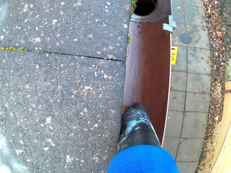 1  GUTTER CLEANING AFTER