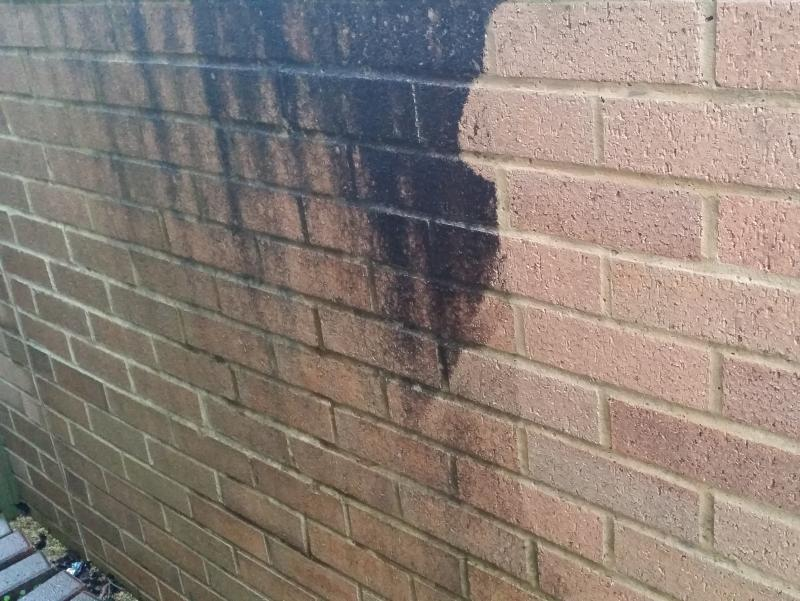 Brickwork cleaning
